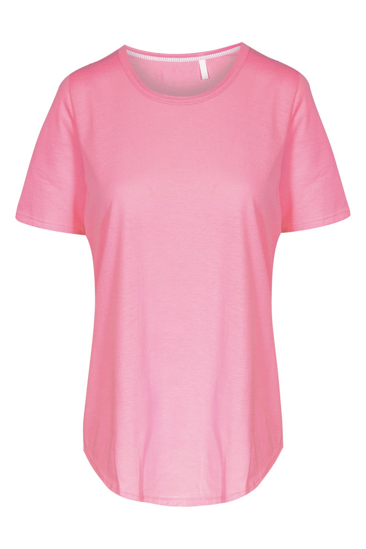 Smart Casual Basic T-Shirtc1652242