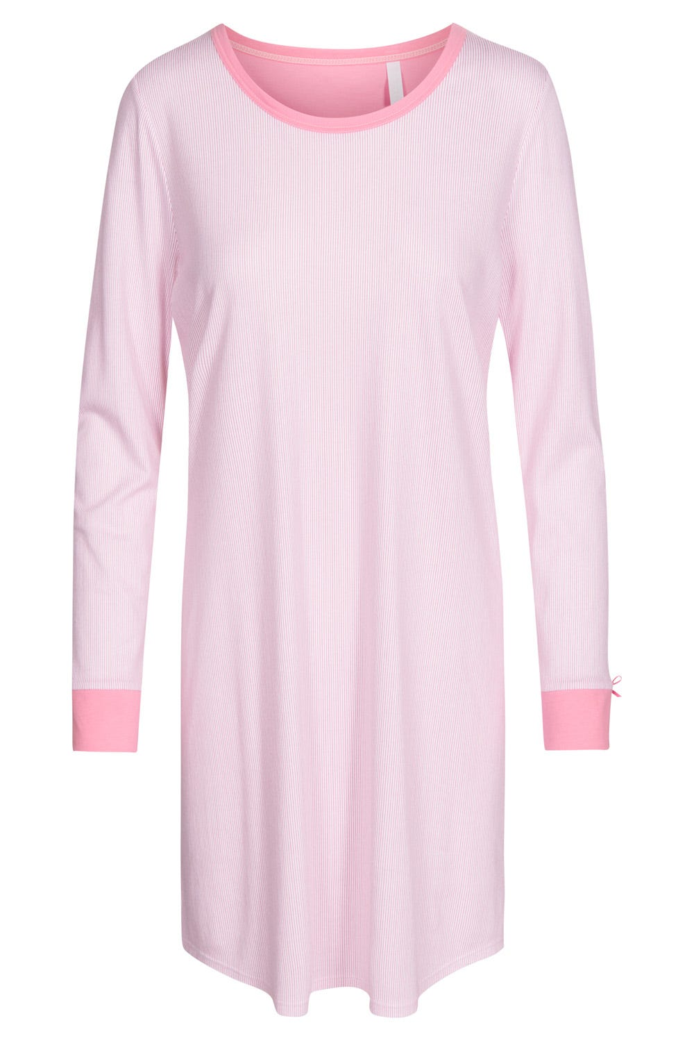 Basic Bigshirt mit Ärmelbündchenc1652238