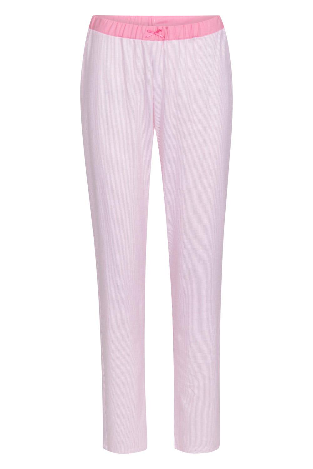Basic Pyjamahose mit Zierschleifec1652238