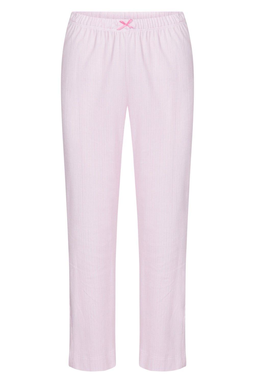 Basic 7/8-Pyjamahose mit Zierschleifec1652242