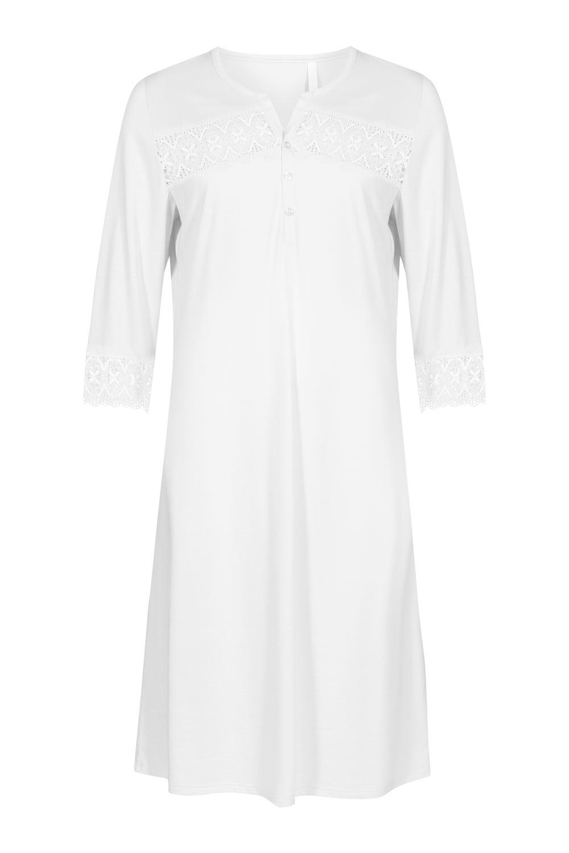 Sleepshirt mit Spitzendetails Romantic Line 1884134
