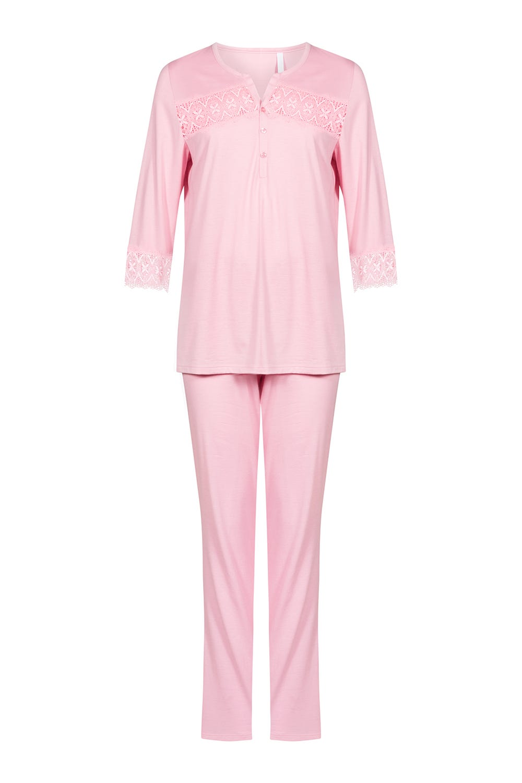 Pyjama mit Spitzendetails Romantic Line 1884135c1002538