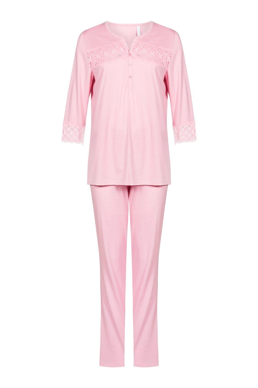 Pyjama mit Spitzendetails Romantic Line 1884135c1002546