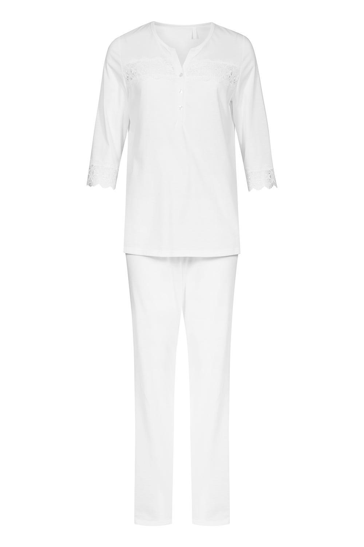 Pyjama mit Spitzendetails Romantic Line 1884135