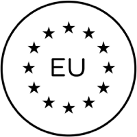 Created in Europe Icon